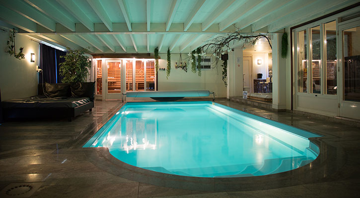 Prive Sauna Zwembad.Sauna Wellness Massages Aarts Wellness As